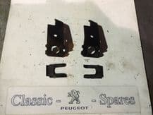peugeot 205 1.6 /1.9 gti all 205's Rear Brake Flexi Securing Clamps Body Type